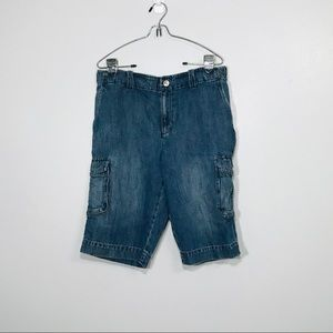 Lauren Ralph Lauren Denim walking shorts size 10